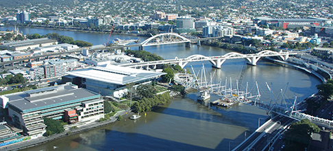 Brisbane Inner City, Brisbane West, Ipswich