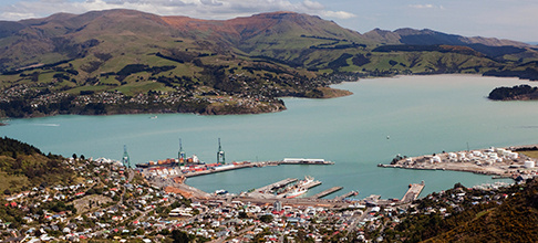 Christchurch City, Waimakariri, Banks Peninsula