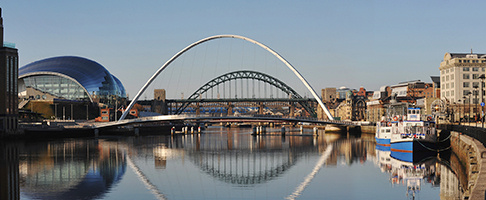 Gateshead, Newcastle upon Tyne, Northumberland..
