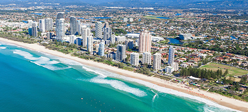 Gold Coast, Coolangatta, Surfers Paradise