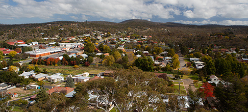 Goulburn, Queanbeyan, Snowy Mountains, South Coast