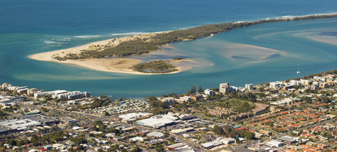 Moreton Bay North and South, North Brisbane