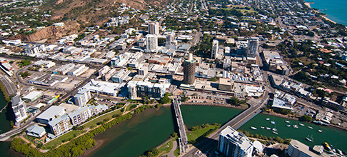Townsville, Charters Towers, Ayr, Ingham